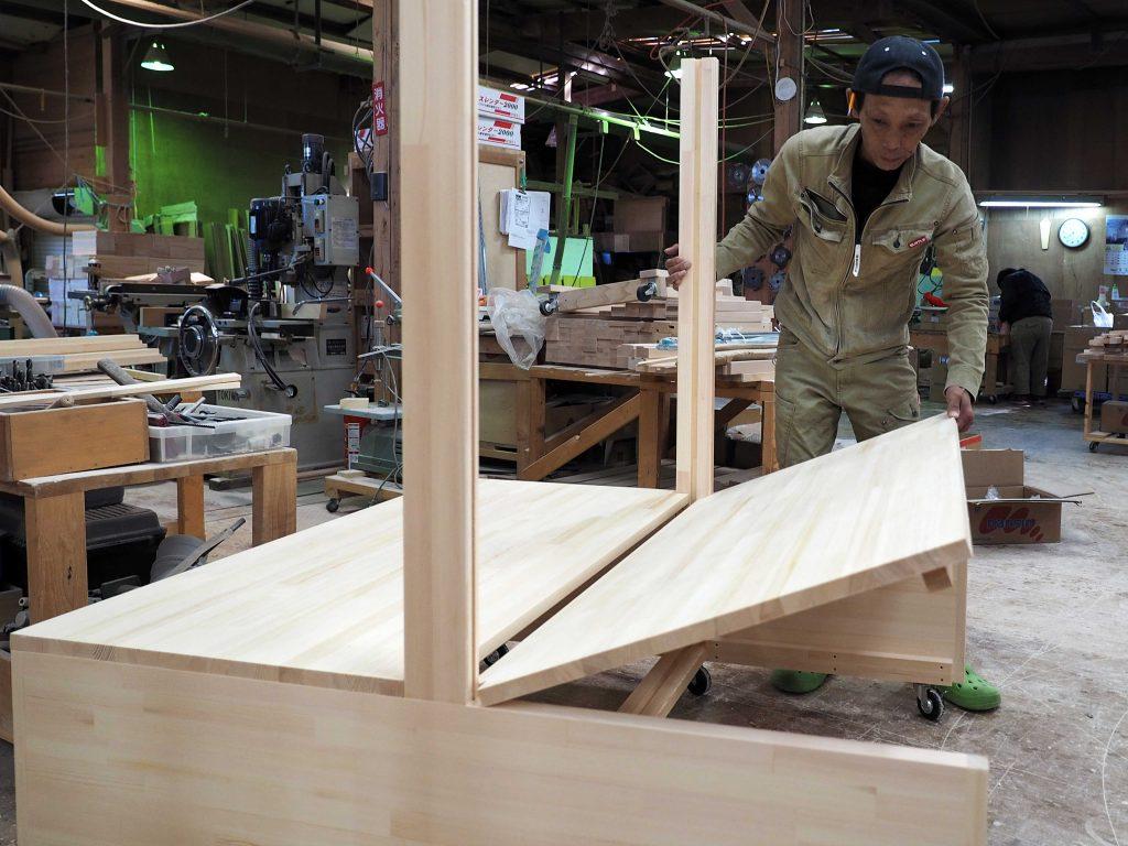 店舗什器・オーダーメード家具製造